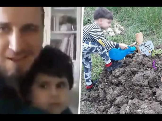Turkish Footballer Cevher Toktas Confesses to Killing 5-year-old Son in Hospital svg   धक्कादायक : फुटबॉलपटूनं स्वतःच्या 5 वर्षांच्या मुलाची केली हत्या