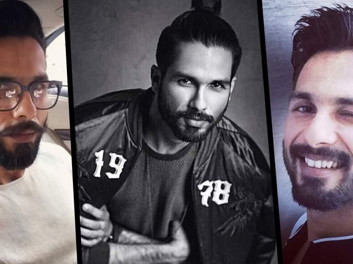 shahid kapoor changed his hair style in every film after his father advice said in kapil sharma show | ...म्हणून शाहिद कपूर प्रत्येक चित्रपटात बदलतो हेअरस्टाईल