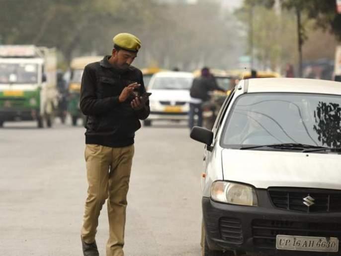 9 Year Old Maruti Alto Fined for Going 144 kmph; owner challenged traffic police | माझी अल्टो कार 144 च्या वेगाने पळवून दाखवा; मालकाचे वाहतूक पोलिसांना चॅलेंज