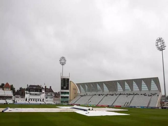 ICC World Cup 2019: Bad News for India; Rains against New Zealand match | ICC World Cup 2019 : भारतासाठी बॅड न्यूज; न्यूझीलंडविरुद्धच्या सामन्यावर पावसाचे सावट