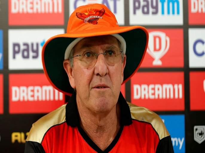 IPL 2021: It was right to decide 'Fultos' no ball - trevor bayliss   IPL 2021 : ताे ' फुलटॉस' नो बॉल ठरविणे योग्यच होते - बेलिस