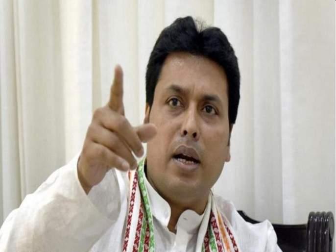 'Opposition to Hindi language does not love country' | 'हिंदी भाषेला विरोध करणाऱ्यांचं देशावर प्रेम नाही'