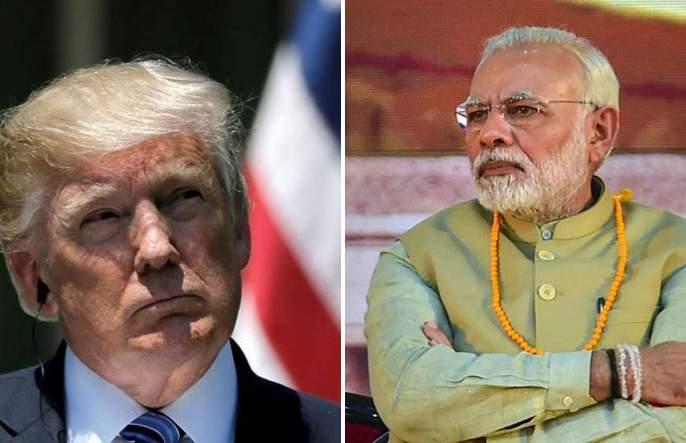 Kashmir issue talks likely between Modi and Trump meet at G-7 conference | जी-7 देशांच्या परिषदेत मोदी आणि ट्रम्प यांच्यात काश्मीरप्रश्नी चर्चा होण्याची शक्यता