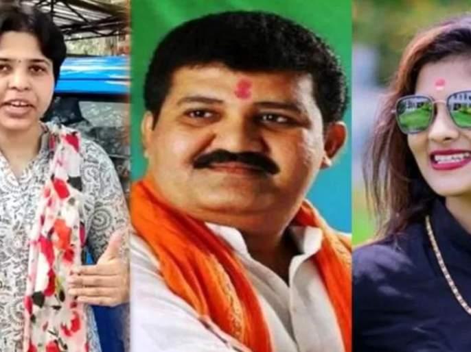 trupti desai react over sanjay rathod resign   Pooja Chavan Death Case: संजय राठोड यांचा राजीनामा म्हणजे सत्याचा विजय: तृप्ती देसाई