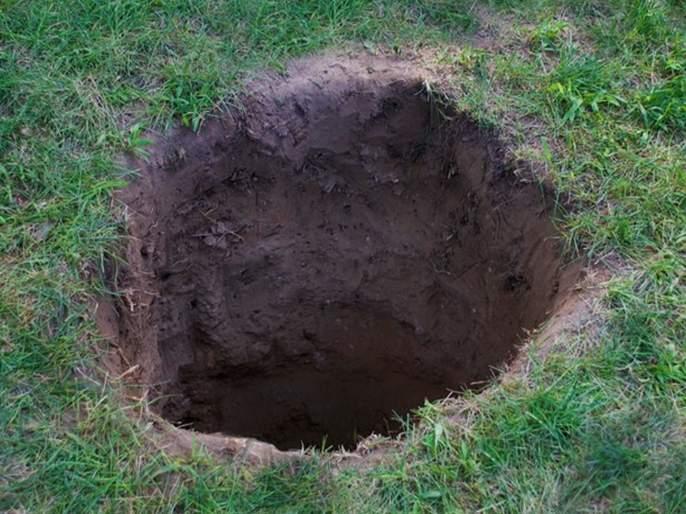 This Mexican man traps himself in hole dug to spy on her ex girlfriend | ...आणि Ex Girlfriend वर लक्ष ठेवण्यासाठी खोदलेल्या भुयारात 'तो' स्वत:च अडकला!