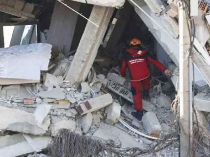 Strong earthquake in Turkey; Buildings collapsed, four died | तुर्कस्तानमध्ये भूकंपाचे जोरदार धक्के; इमारती कोसळल्या, चार ठार