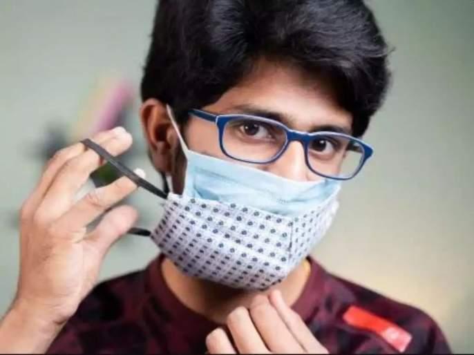 Double mask will save from corona, more protection; Opinions of medical experts   CoronaVirus: दुहेरी मास्क कोरोनापासून वाचविणार,अधिक संरक्षण;वैद्यकीय तज्ज्ञांचे मत