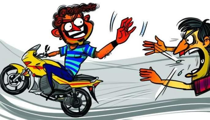 Four motorcycles were stolen from the city of Pimpri-Chinchwad | पिंपरी-चिंचवड शहरातून चार दुचाकी चोरीला