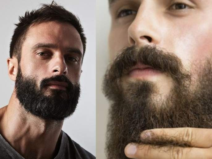 5 mistakes you make when coloring your beard | ... म्हणून तुमच्या दाढीचा लूक बिघडतो; 'या' टीप्स वापरून मिळवा हॅण्डसम लूक