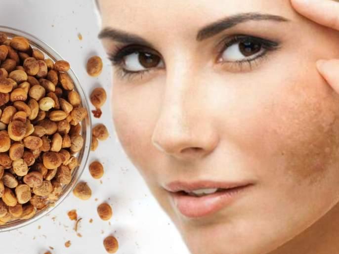 Home remedies for preventing dark spots and pigmentaton | चेहऱ्यावरील डाग आणि पिगमेंटेशन झटपट दूर करण्यासाठी 'चारोळीचा' असा करा वापर
