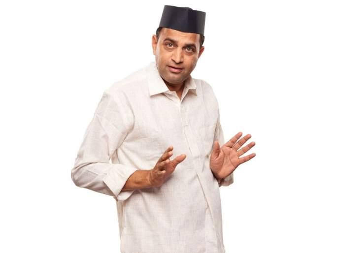 Vignesh Joshi who will play the role played by Ashok Saraf on the theater, himalayachi Sawali Drama Soon TO Released   रंगभूमीवर अशोक सराफ यांनी अजरामर केलेली भूमिका साकारणार विघ्नेश जोशी, लवकर 'हिमालयाची सावली' रसिकांची भेटीला