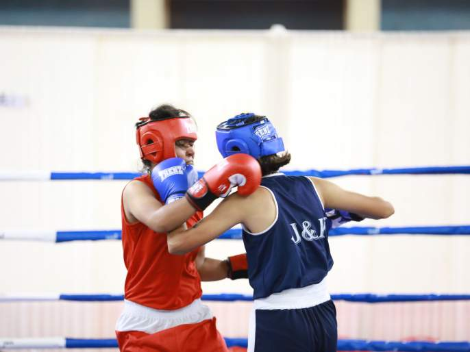 National Boxing Championship: Sonia Chahal, Jyoti Gulia in quarter finals | राष्ट्रीय बॉक्सिंग स्पर्धा :सोनिया चहल, ज्योती गुलिया यांची उपांत्यपूर्व फेरीत धडक