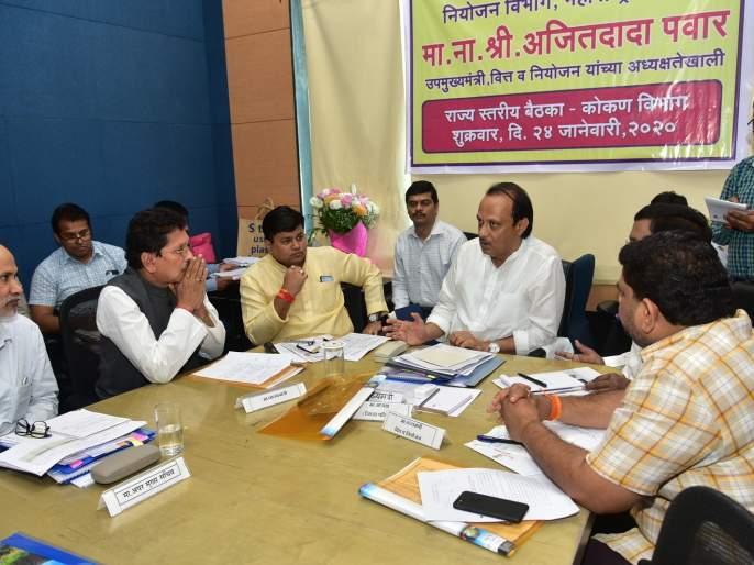 Approval of Rs. 118 crore draft plan for Sindhudurg district | सिंधुदुर्ग जिल्ह्यासाठी 118 कोटी रुपयांच्याप्रारूप आराखड्यास मंजूरी
