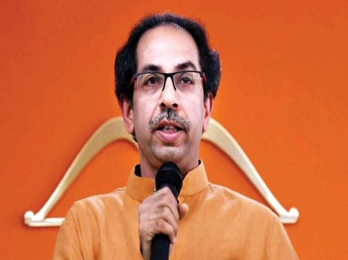 "BJP MLA Nitesh Rane has criticized Chief Minister Uddhav Thackeray | ""अहो पक्षप्रमुख, खरंच मर्द असाल तर...""; उद्धव ठाकरेंना राणेंनी डिवचलं"