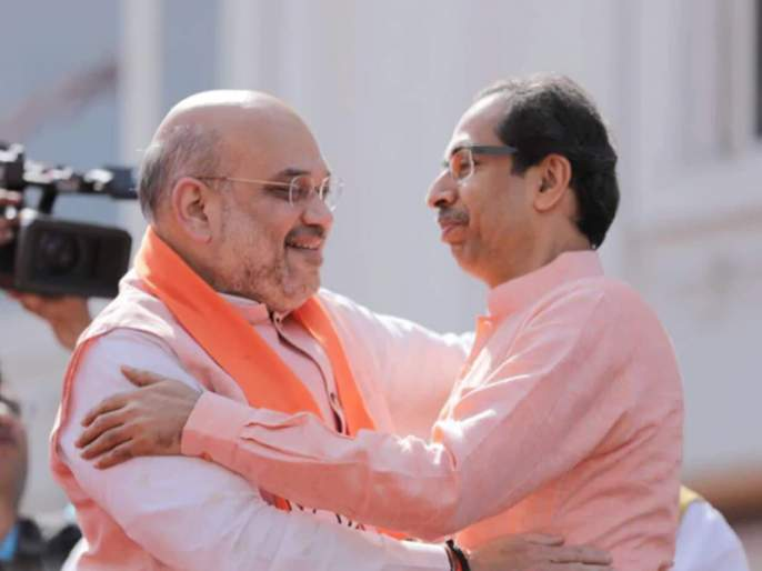 Why Amit Shah is angry with Shiv Sena? | अमित शहा यांचा शिवसेनेवर राग का?, २४ नोव्हेंबरला उद्धव ठाकरे जाणार दिल्लीला