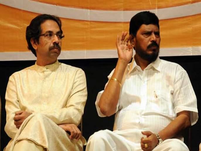 wait for SC order union minister Ramdas Athawale advises Shiv Sena on Ram Mandir   राम मंदिरावरुन आक्रमक झालेल्या शिवसेनेला आठवलेंचा सल्ला; म्हणाले...