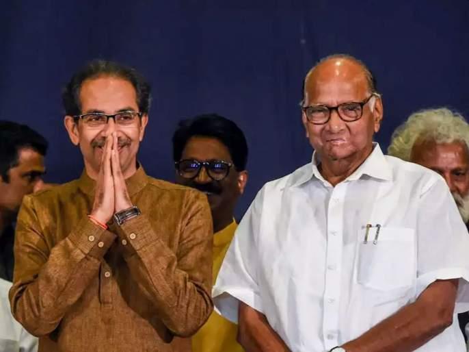 ncp chief sharad pawar describes his role in uddhav thackeray led maha vikas aghadi government | तुम्ही हेडमास्तर की रिमोट कंट्रोल?; शरद पवारांनीच सांगितला आपला 'रोल'