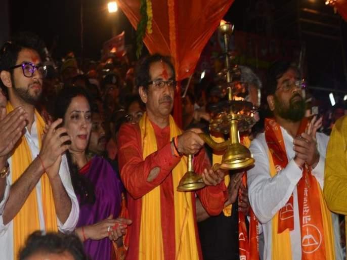 uddhav thackeray will visit ayodhya again says sanjay raut | 'सरकारला शंभर दिवस पूर्ण होताच उद्धव ठाकरे अयोध्येला जातील'