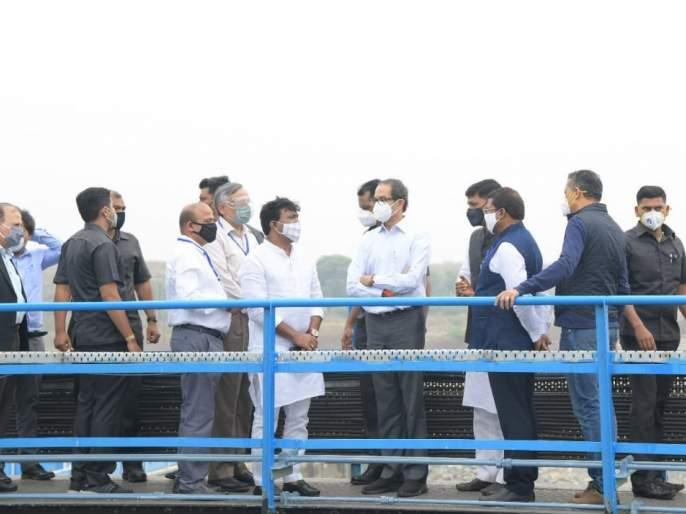 Gosekhurd project to be completed by 2023, assures Chief Minister Uddhav Thackeray | गोसेखुर्द प्रकल्पाचे काम २०२३ पर्यंत पूर्ण करणार, मुख्यमंत्री उद्धव ठाकरेंचे आश्वासन