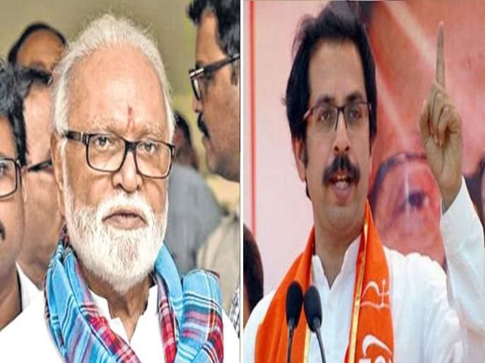 No entry for Bhujbal in Shiv sena, Uddhav Thackeray assures Party Workers | छगन भुजबळ यांना शिवसेनेत घेणार नाही, उद्धव ठाकरेंचे नाशिकमधील शिवसैनिकांना आश्वासन