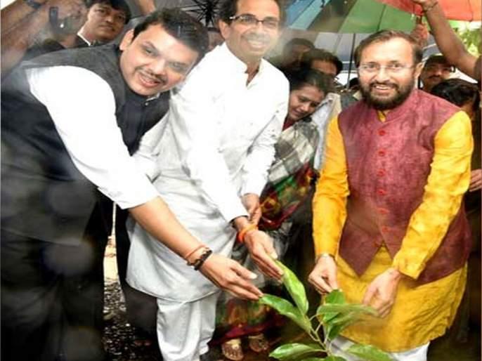uddhav thackeray government orders inquiry of tree plantation program done by the devendra fadnavis government | फडणवीसांच्या काळातील वृक्षलागवड कितपत यशस्वी?; ठाकरे सरकार करणार चौकशी
