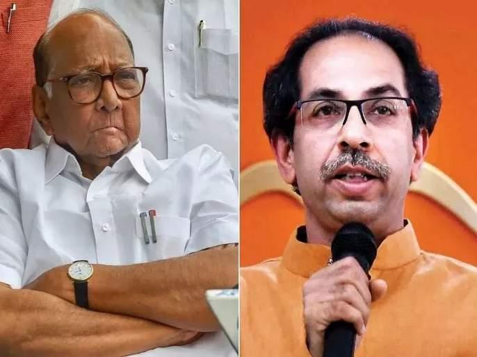 Maharashtra Government : Uddhav Thackeray's name for CM was also discussed in the meeting - Sharad Pawar | Maharashtra Government : मुख्यमंत्रिपदासाठी उद्धव ठाकरेंच्या नावावर सहमती; शरद पवारांची माहिती
