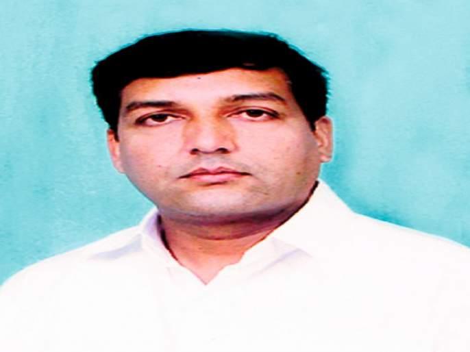 Nimse from BJP for standing committee for Nashik Municipal Corporation   नाशिक महापालिकेच्या स्थायी समितीच्या सभापतीसाठी भाजपाकडून उध्दव निमसे