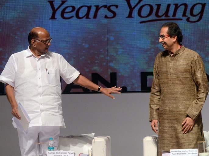 cm Uddhav Thackeray gives smart answer to ncp leader supriya sules question | ...अन् उद्धव ठाकरे सुप्रिया सुळेंना म्हणाले, घड्याळवाले आमचे पार्टनर