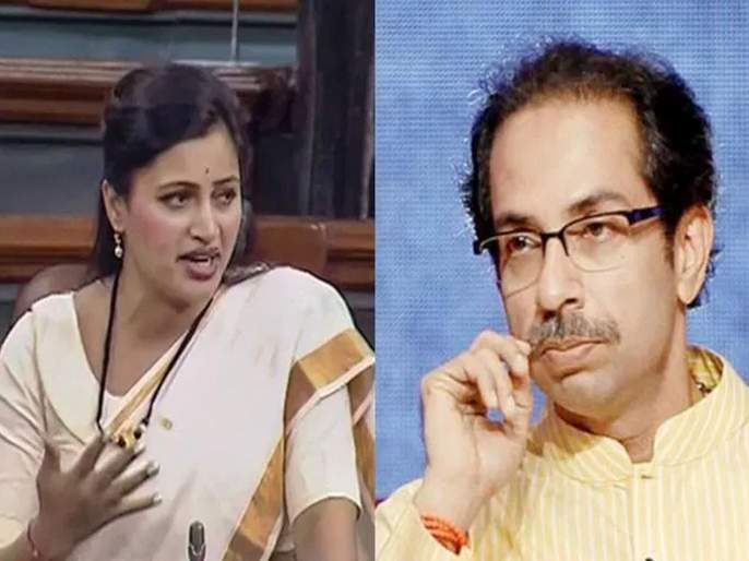 will demand president rule in state says mp navneet kaur rana attacks cm uddhav thackeray | राज्य संकटात असताना मुख्यमंत्री घरात; राष्ट्रपती राजवट लागू करा- खासदार नवनीत राणा