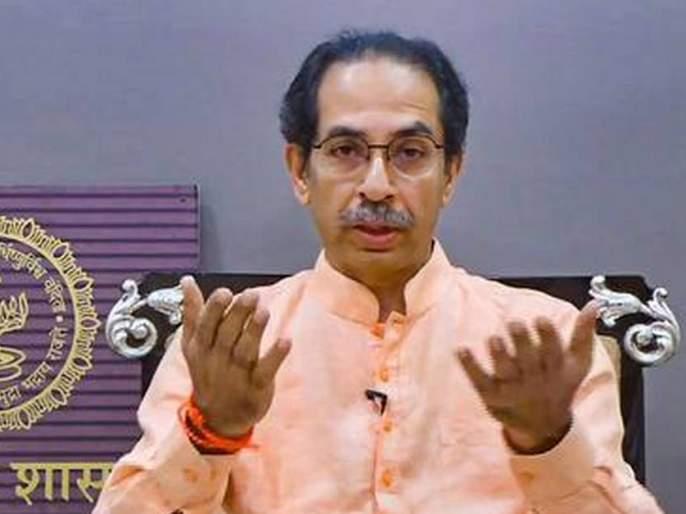 cm uddhav thackeray criticized bjp leader narayan rane over medical college | तुम्हीच सच्चे शिवसैनिक, काही जण फक्त स्वतःचा विचार करतात; उद्धव ठाकरेंचा राणेंवर 'प्रहार'