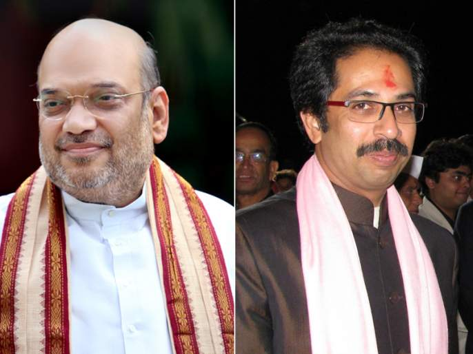 Shiv Sena Chief Uddhav Thackeray to attend dinner hosted by Amit Shah for NDA leaders today | अखेर ठरलं! उद्धव ठाकरे एनडीएच्या मेजवानीसाठी दिल्लीत जाणार