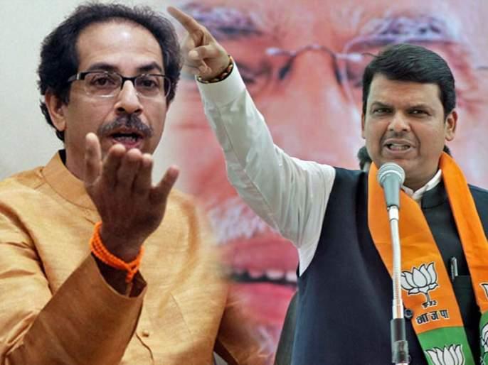 Coronavirus News: Shiv Sena taunts Devendra Fadnavis, asks him to give suggestions instead of critisising | साहेब, प्रवचनं नकोत, जनतेची कोरोनातून सुटका कशी होईल तेवढंच सांगा; 'जुन्या मित्रा'चा फडणवीसांना चिमटा