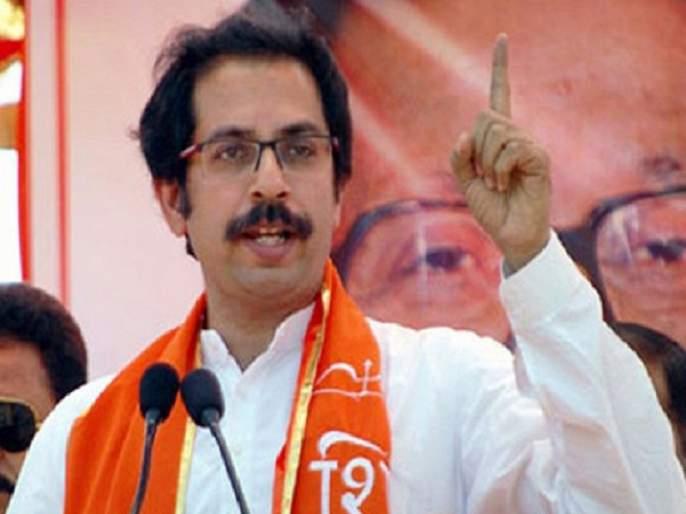 Maharashtra Election 2019: Sena promises Rs 10-meals if it is voted to power, its slammed for bjp | Maharashtra Election 2019 : शिवसेनेची भाजपवर 'अ'घोषित कुरघोडी