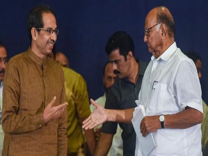 An official announcement of allocation of Shiv Sena, NCP and Congress accounts is likely today | खातेवाटपाचा तिढा अखेर सुटला;राष्ट्रवादीकडे गृह,शिवसेनेकडे नगरविकास खाते