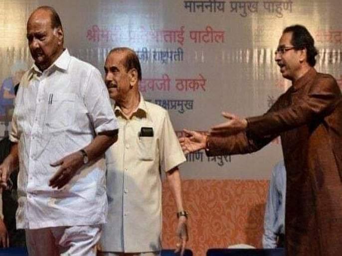 What have you learned from this year's elections? Shiv Sena troll after Pawar's statement of mahashivaaghadi | यंदाच्या निवडणुकीतून काय शिकलात? पवारांच्या स्टेटमेंटनंतर शिवसेना ट्रोल