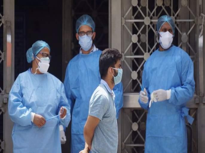 Comfortable! 624 corona free patients in Thane A three-month record | दिलासादायक! ठाण्यात एकाच दिवशी ६२४ रुग्ण कोरोनामुक्त; तीन महिन्यातील विक्रमी नोंद