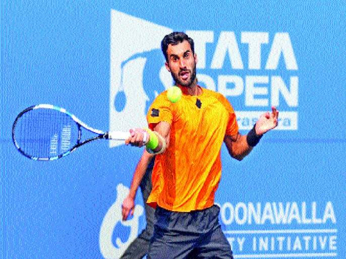 ATP Maharashtra Open Tennis: India's Ramkumar, Bhambri Challenge Finishes | एटीपी महाराष्ट्र ओपन टेनिस : भारताच्या रामकुमार, भांब्रीचे आव्हान संपुष्टात