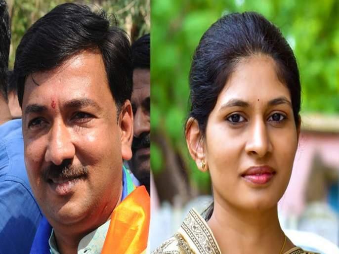 Umesh Patil and Raksha Khadse winner | Winner: जळगाव लोकसभा मतदार संघातून उन्मेष पाटील तर रावेरमधून रक्षा खडसे विजयी