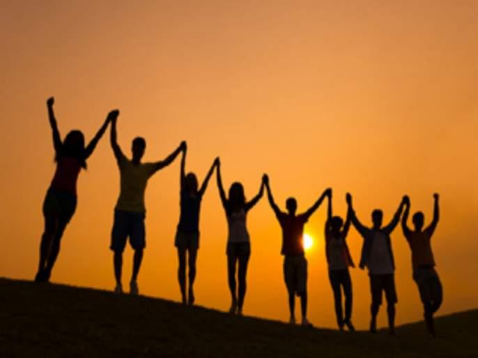 unity is the key to success   संघभावना ही यशाची गुरुकिल्ली