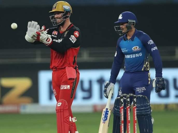 De Villiers' wicketkeeping balances the RCB | डिव्हिलियर्सच्या यष्टिरक्षणामुळे आरसीबी संतुलित