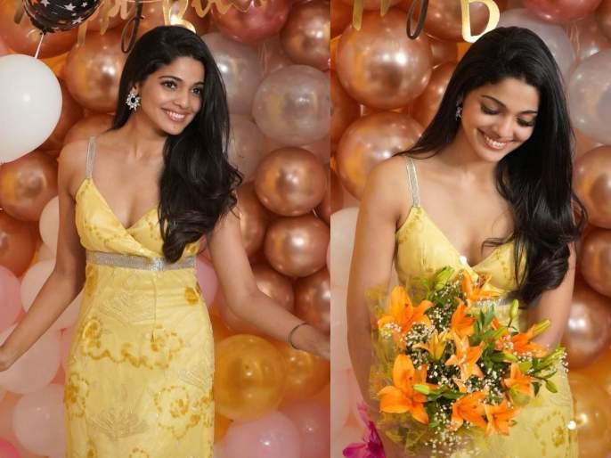 Pooja Sawant thanked the fans for her birthday wishes   म्हणून पूजा सावंतने मानले चाहत्यांचे आभार, जाणून घ्या यामागचे कारण