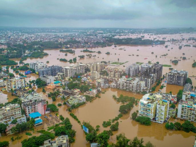 The relief of flood victims will soon increase | पूरग्रस्तांच्या मदतीत लवकरच वाढ करणार : चंद्रकांत पाटील