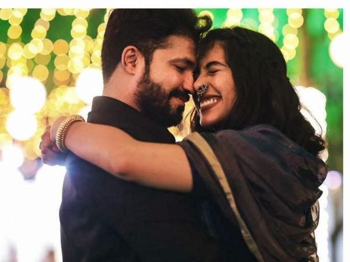 Sakhi gokhale wishes her husband suvrat joshi | सखी गोखलेने नवरा सुव्रत जोशीसोबतच्या सुंदर क्षणांचा व्हिडीओ शेअर करत दिल्या वाढदिवसाच्या शुभेच्छा