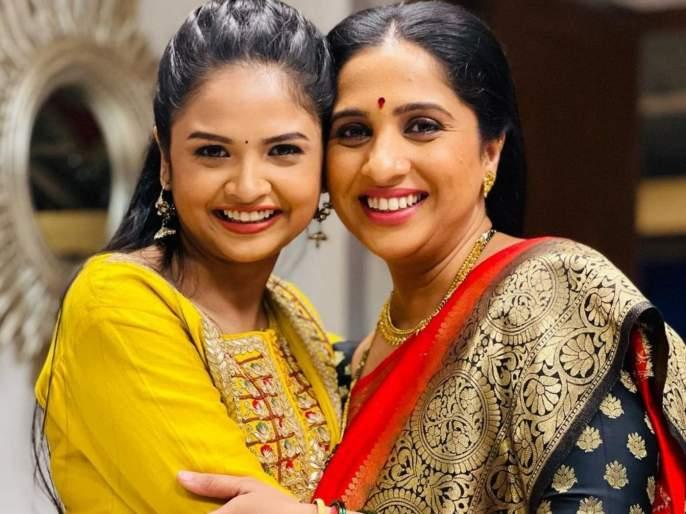 Aai kuthe kay karte fame apurva gore now is in hindi serial wagle ki duniya | आई कुठे काय करते' मालिकेतून ईशा घेणार एक्झिट?, जाणून घ्याबाबत