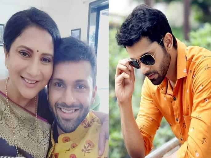 Agga Bai Sasubai fame badya actor ashutosh patki writes emotional post | Farewell it is ! खूप आठवण येईल सगळ्यांची...; 'बबड्या' भावूक झाला, प्रेक्षकांचा निरोप घेताना गहिवरला