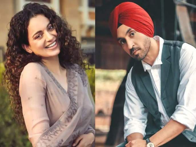 Kangana Ranaut 'Shouldn't be This Blind', Diljit Dosanjh Lashes Out at Actor For Tweeting Against Old Woman From Farmers' Protest in Delhi | बंदा इतना अंधा भी....! कंगना राणौतवर भडकला दिलजीत दोसांज