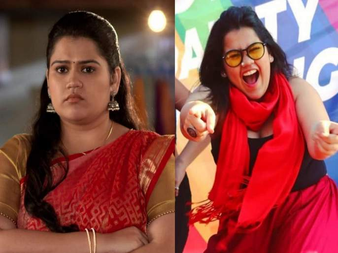 Sundara Manamadhe Bharali fame latika aka Akshaya Naik post about body shaming | सुंदर असण्याचा आणि वजनाचा काय संबंध? 'सुंदरा मनामध्ये भरली'च्या लतिकाची 'धाकड' पोस्ट