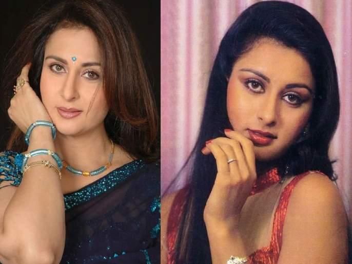 Poonam Dhillon Birthday Special when shashi kapoor gave her a big slap   अन् शशी कपूर यांनी पूनम ढिल्लोनला सर्वांसमोर लगावली होती थप्पड, काय होते कारण?
