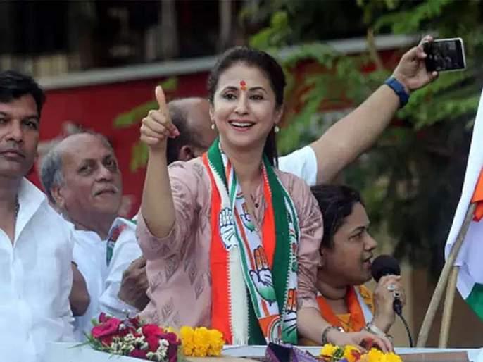 Urmila Mantodkar's going to left Congress Party ? What is the flag to take next? | उर्मिला मातोंडकरचा काँग्रेसला बाय-बाय ? कोणता झेंडा घेणार हाती