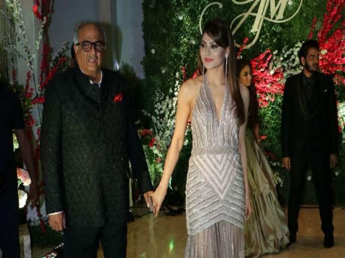 Boney Kapoor Is A Gentleman: Urvashi Rautela Defends Him After Viral Video Of Alleged Misconduct | बोनी कपूर यांच्या त्या कारनाम्यावर आता उर्वशी रौतेलाने दिली ही प्रतिक्रिया